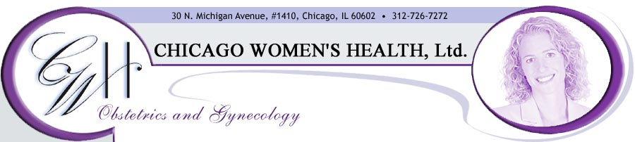 Chicago Women's Health, Ldt. header graphic